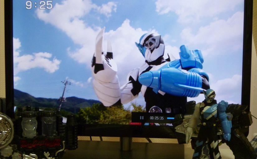 仮面ライダービルドアンケート第7話投稿しました!