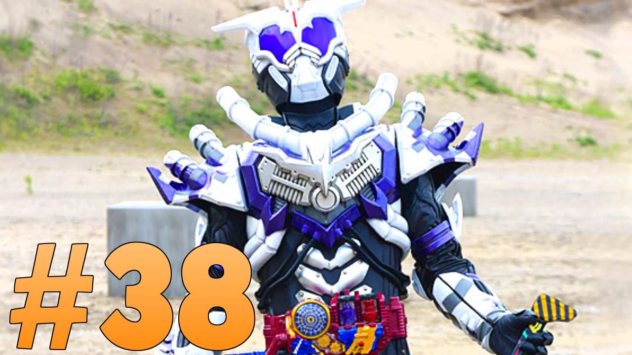 仮面ライダービルド 38話 アンケート