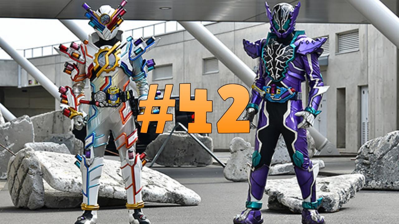仮面ライダービルド 42話 アンケート